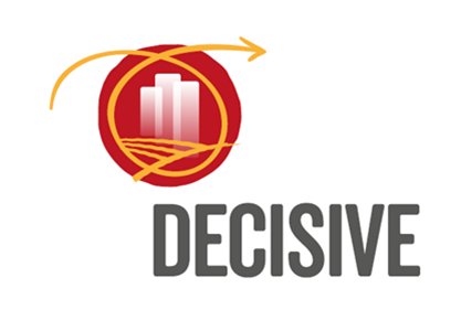 DECISIVE logo low res