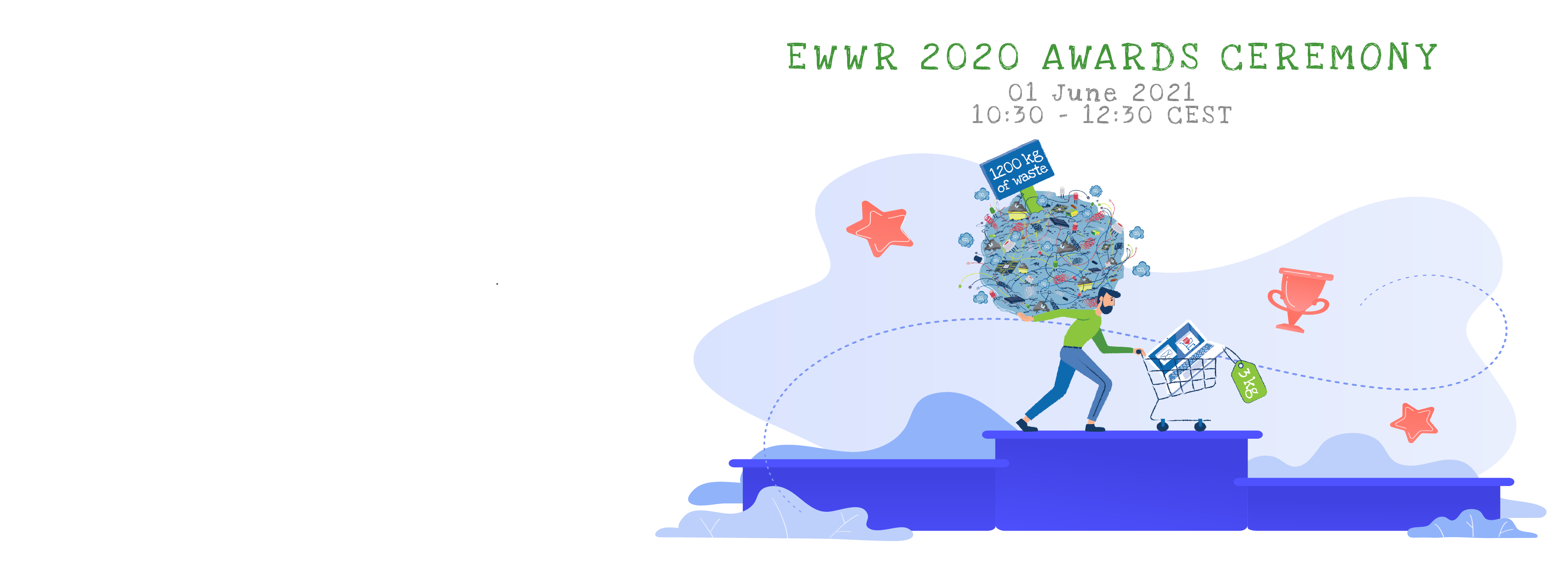The finalists of the EWWR 2020 edition announced